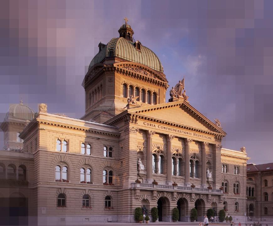 Bundeshaus B